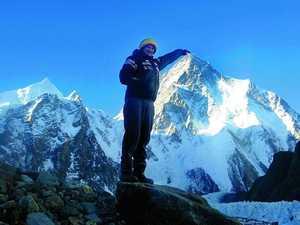 Зимняя экспедиция на восьмитысячник К2: ночёвка во втором лагере
