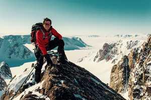 Дэн Булл - самый молодой альпинист, прошедший «Семь вершин» и «Семь вулканов»