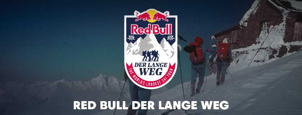 RED BULL THE LONG WAY / RED BULL DER LANGE WEG
