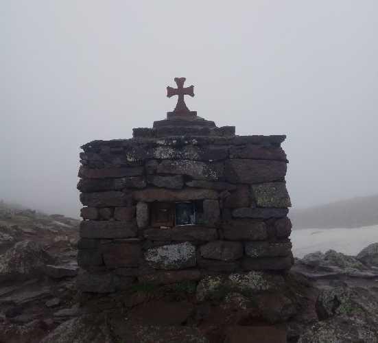 Перевал Саберце. Фото Виталий Шлюпка и Александр Корец