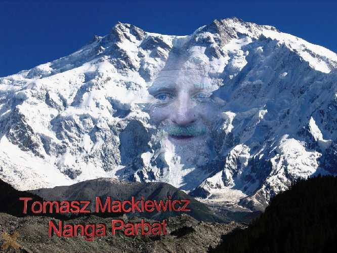 """Томаш """"Томек"""" Мацкевич (Tomasz Mackiewicz) и Нангапарбат"""