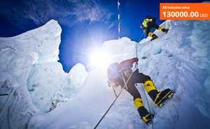 Гонка за самую дорогую экспедицию на Эверест