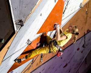 Одесса примет Чемпионат Украины по скалолазанию