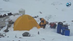 Зимняя экспедиция на К2: Возвращение