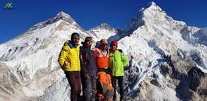Сколько стоит зимняя экспедиция на Эверест?