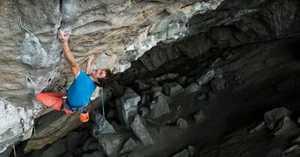 Исторический момент скалолазания: фильм о прохождении