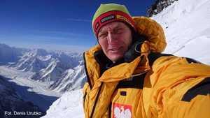 Зимняя экспедиция на К2: Денис Урубко спускается вниз