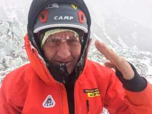Денис Урубко покидает польскую экспедицию на восьмитысячник К2