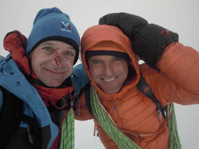 Марек Холечек (Marek Holeček) и Мира Дуб (Mira Dub). Фото Marek Holeček
