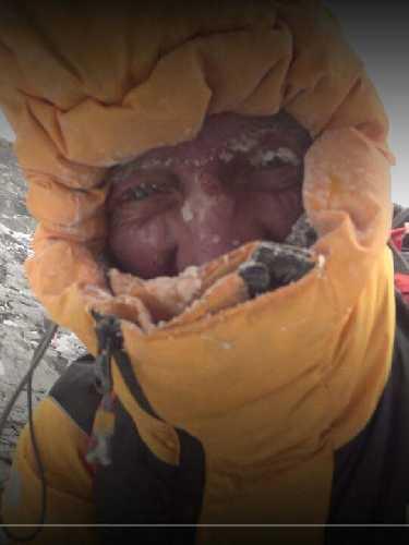 Денис Урубко. Утро на 7000 метров
