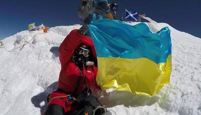 Украинцы на Эвересте: статистика восхождений