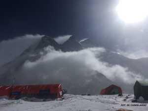 Зимняя экспедиция на восьмитысячник К2 завершена!