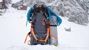 Обзор альпинистского рюкзака Cassin Eghen 35