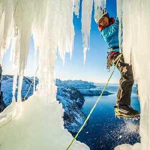 Анна Пфафф и Инес Паперт открывают новые маршруты в Норвегии