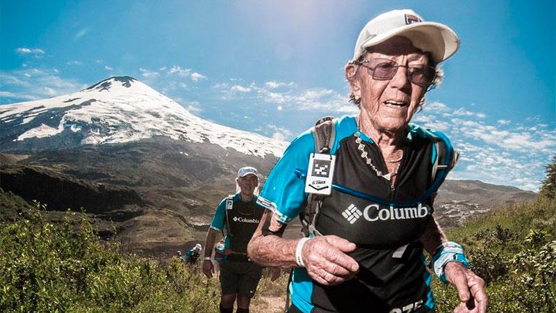 83-летняя Элиза Форти (Elisa Sampietro de Forti)