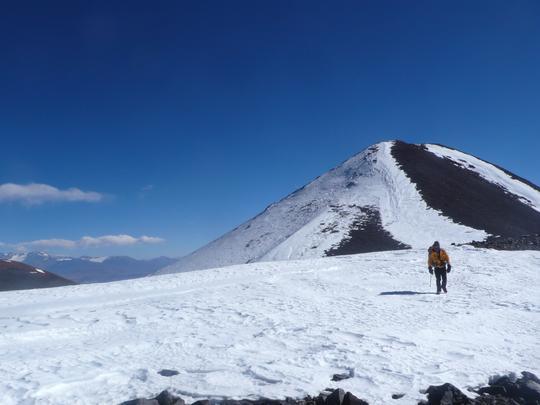 Восхождения в Андах. Фото Maximo Kausch