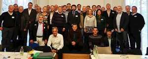 Первые шаги Европейского союза альпинистских ассоциаций