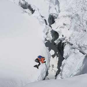 На вершине непальской горы Лобуче Восточная обнаружили тело погибшего альпиниста
