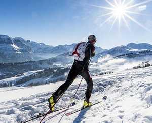 Новый тренировочный полигон для ски-турщиков в Морже
