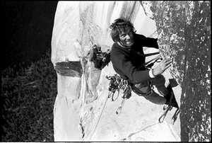 Голливуд приступает к съемкам фильма о легенде скалолазания Уоррене Хардинге.