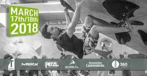 Украинская команда на крупнейшем боулдеринговом фестивале Studio Bloc Masters в Германии