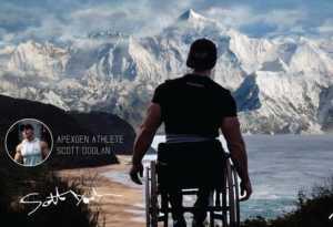 К Эвересту в инвалидной коляске