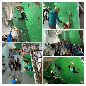 В Хмельницком состоится молодёжный открытый чемпионат области по скалолазанию (боулдеринг):