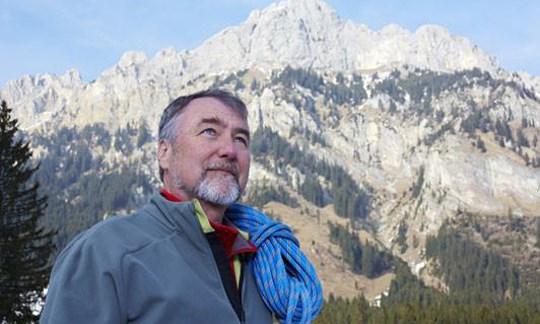 Роланд Штирль (Roland Stierle, представитель DAV). (фото DAV)