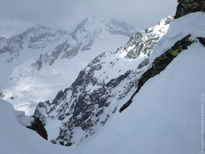 Дырка в гребне. Фото Евгений Образцов