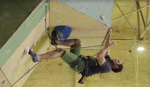 В Одессе прошел Чемпионат Украины по скалолазанию