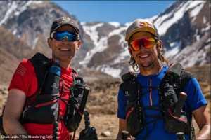 Новый мировой рекорд в прохождении Большой Гималайской Тропы установили два южноафриканских ультрамарафонца