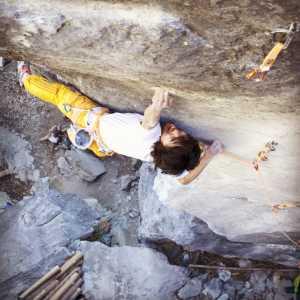 Сати Амма оценил свой новый маршрут категорией 9b, открыв тем самым самый сложный скалолазный маршрут в Японии!