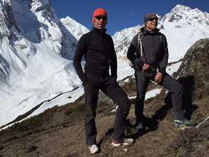 Полный траверс Эверест-Лхоцзе: амбициозный проект в альпийском стиле от румыно-словацких альпинистов