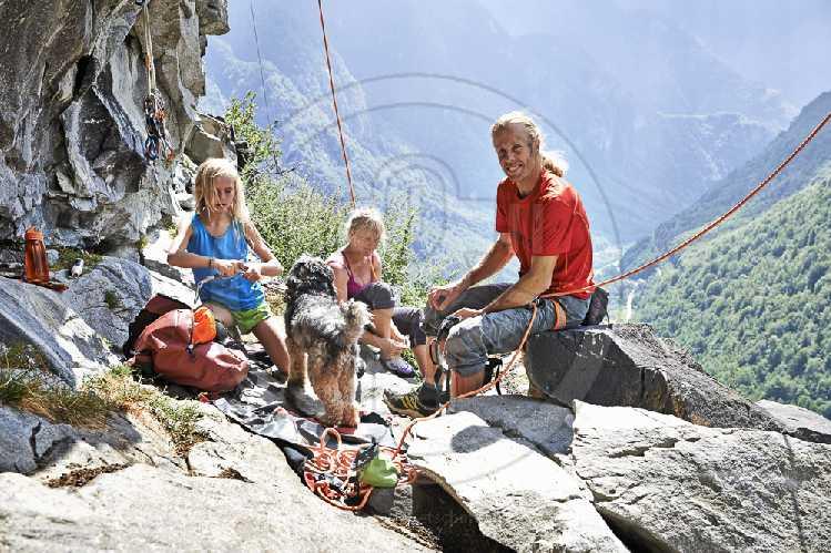 Роберт Джаспер (Robert Jasper) с семьёй. Фото Robert Jasper