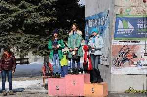 Чемпионат Украины по ледолазанию 2018