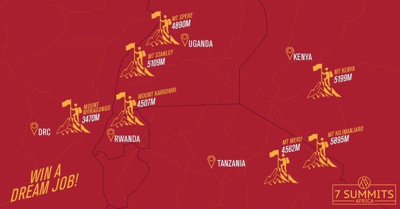 7 Summits Africa