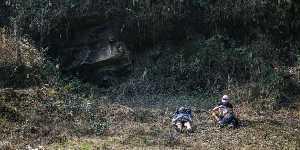 Райан Сэндс (Ryan Sandes) и Рино Гризель (Ryno Griesel). Фото Red Bull - Dean Leslie
