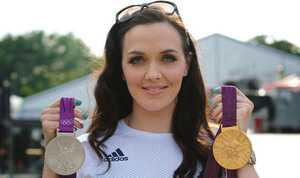 Двукратная Олимпийская чемпионка Виктория Пендлтон планирует восхождение на Эверест