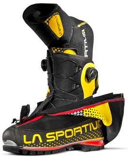 Обзор высотных ботинок La Sportiva G2 sm