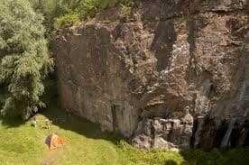 Винницкие скалы Каспича нуждаются в помощи