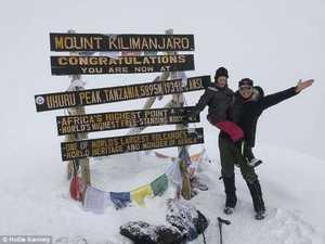 7-летняя американка установила новый рекорд в альпинизме, поднявшись на вершину Килиманджаро