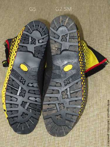 У ботинок одинаковая подошва. Фото Евгений Образцов