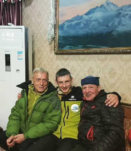 С.Бершов, В.Сипавин, В.Бобок. Фото Валентин Сипавин