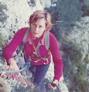 Умерла легенда французского альпинизма Соня Ливано