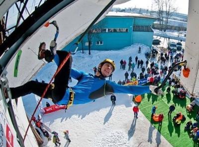 О состоянии и развитии ледолазания, как вида спорта в Украине.