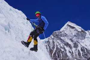 Украинская экспедиция на Эверест и Лхоцзе: акклиматизация на ледопаде Кхумбу