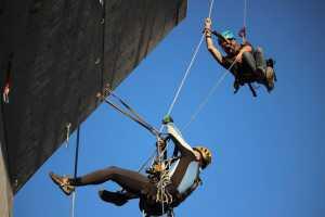 В Харькове состоятся всеукраинские соревнования верхолазов - высотников