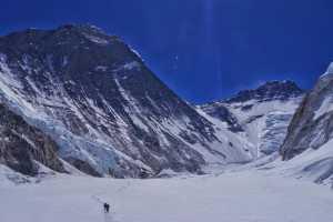 Украинская экспедиция на Эверест и Лхоцзе: первый выход во второй высотный лагерь