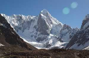 Фото дня: Непройденная вершина Мачу Пик (Machu Peak)