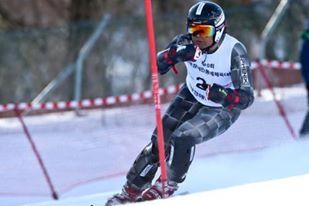 Ким Хонг-Бин (HongBin Kim)  - спортсмен горнолыжник